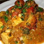 Curried Chicken And Lentils With Basmati Rice