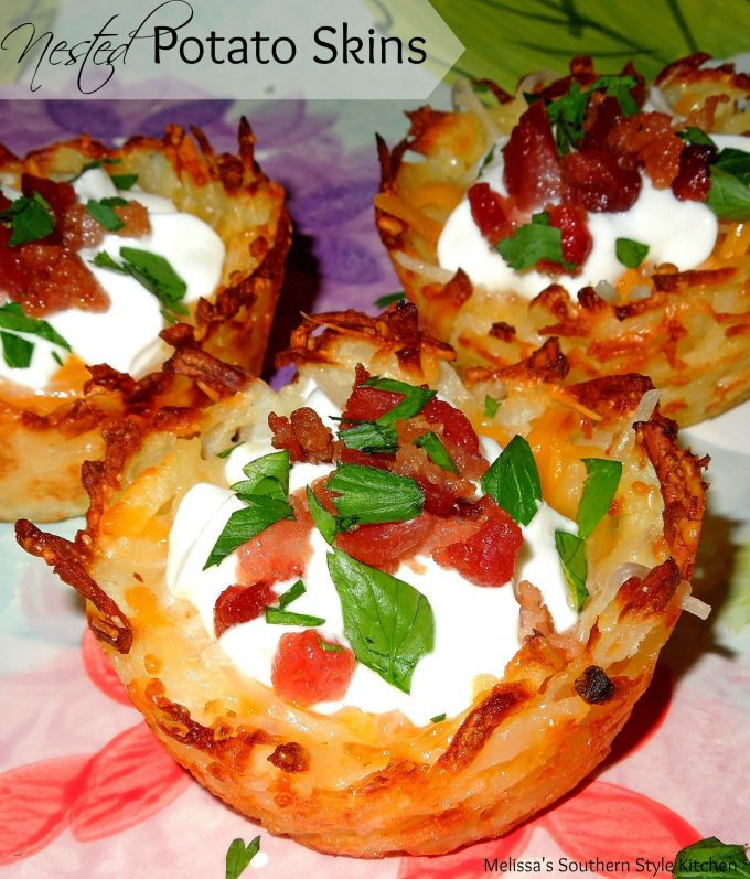 Nested Potato Skins