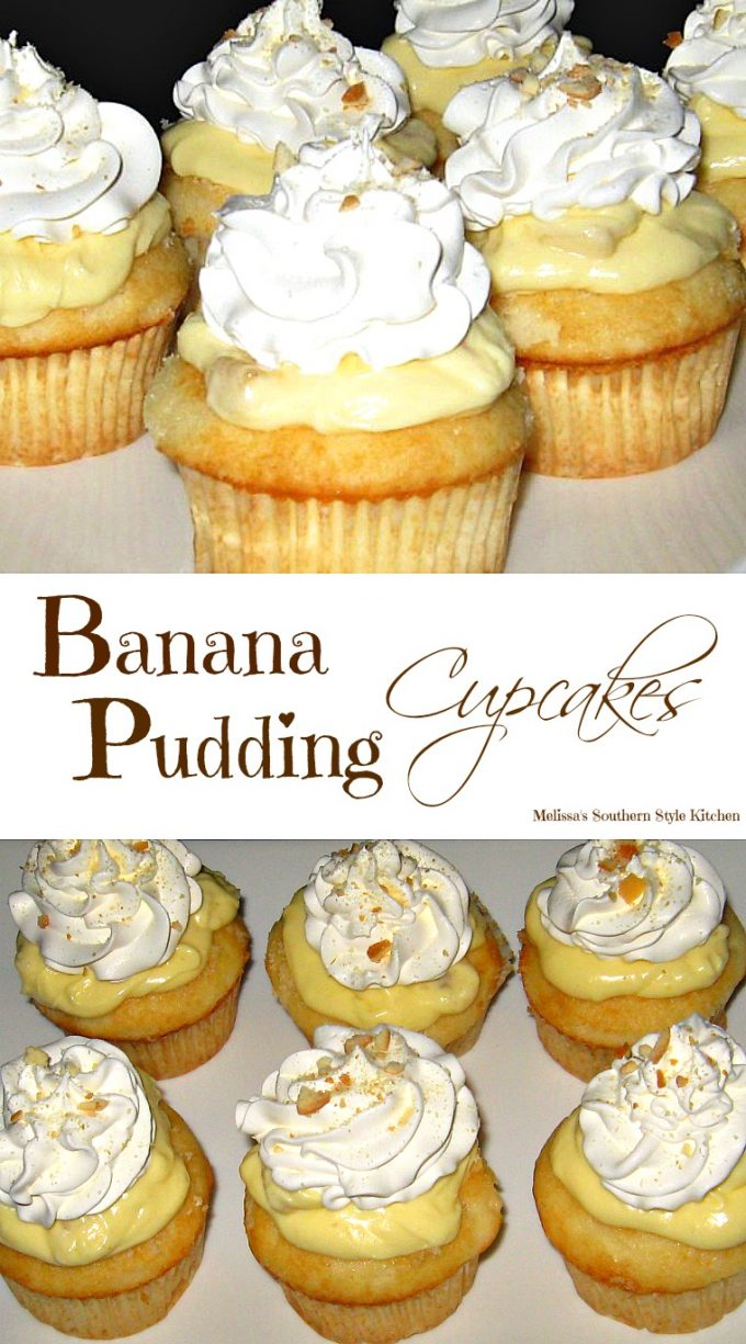 Filled Cupcakes With Cake Mix