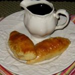 Maple Laced Sausage Filled Breakfast Pastries