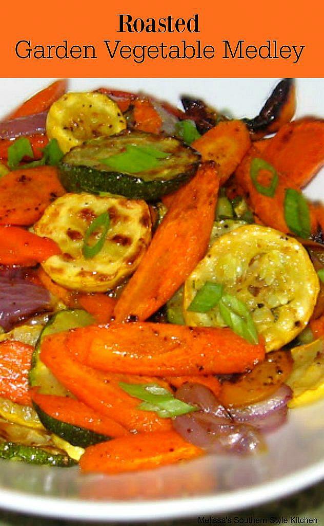 Mixed Garden Vegetable Medley