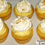 Delicious Banana Pudding Cupcakes