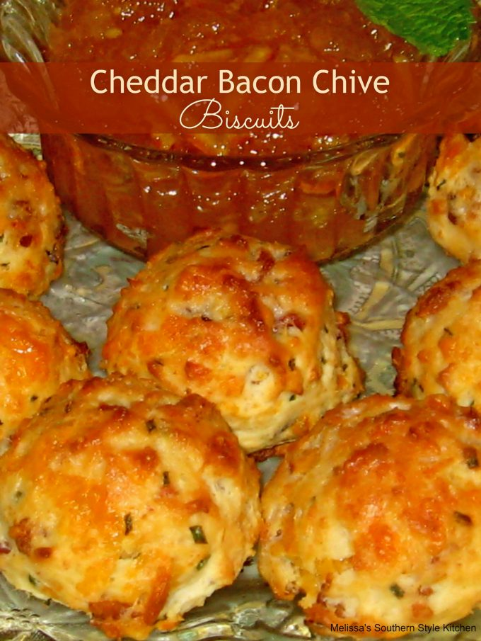 Cheddar Bacon And Fresh Chive Biscuits ...