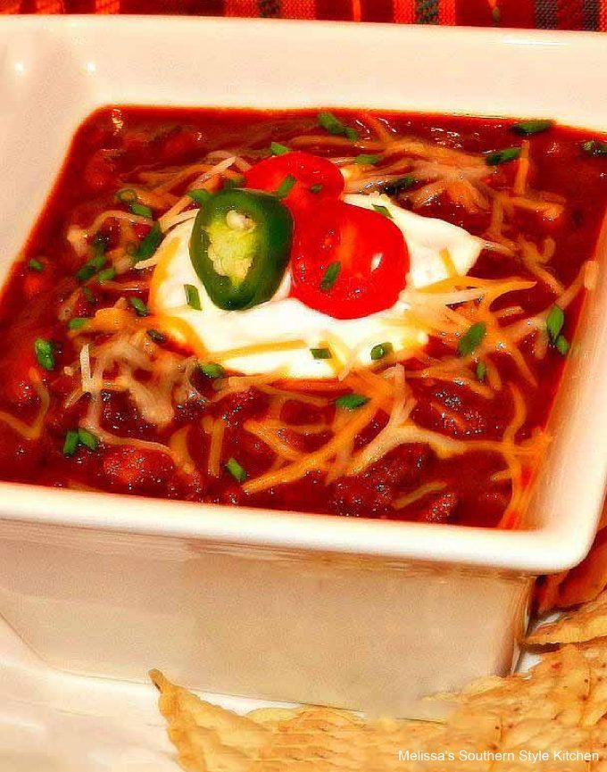southern-chili-recipe