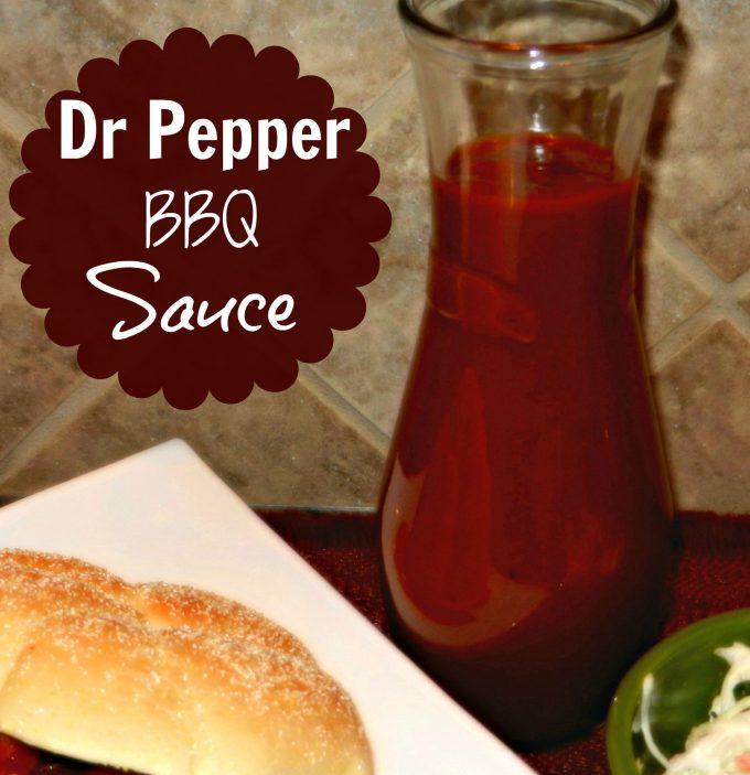 Dr Pepper Barbecue Sauce - melissassouthernstylekitchen.com