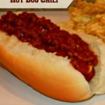 Hot Dog Chili