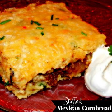 Recipe For Stuffed Mexican Cornbread