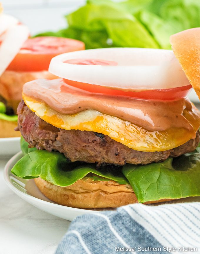 best ever Smokehouse Bacon Cheeseburgers recipe