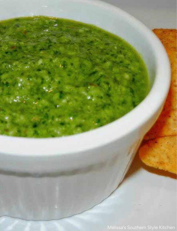 fresh cilantro pesto recipe