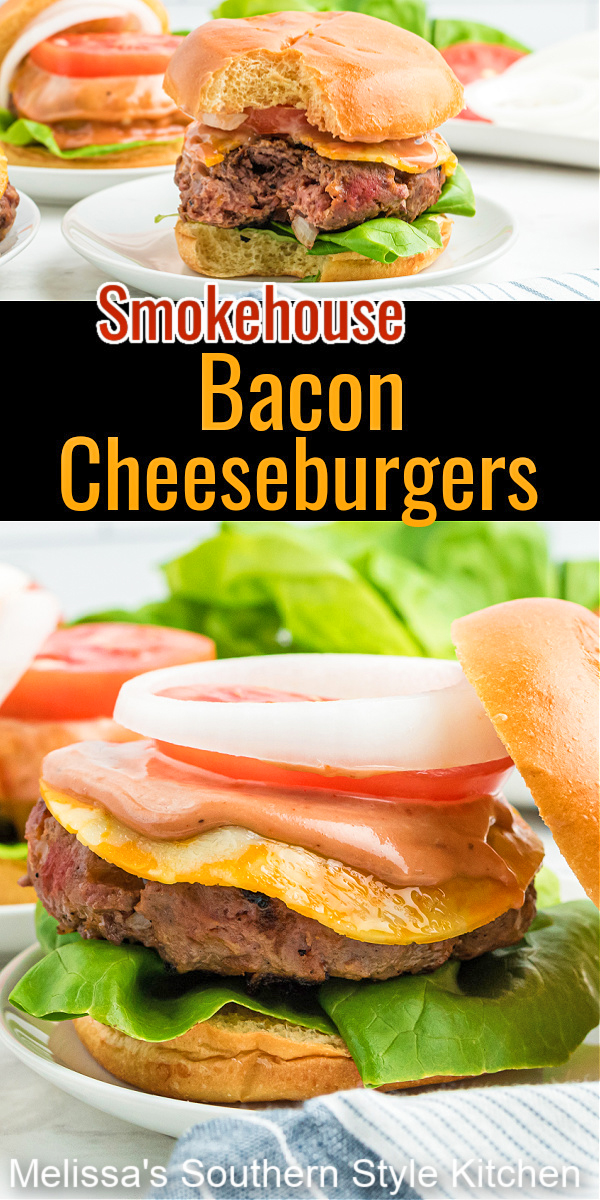 Smokehouse Bacon Cheeseburgers