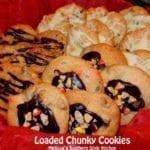Everybody's Favorite Loaded Chunky Cookies