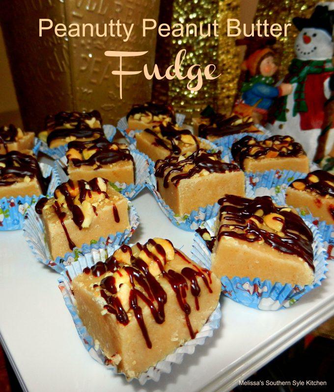 Chocolate Marshmallows Dunmore Candy Kitchen: Peanutty Peanut Butter Fudge