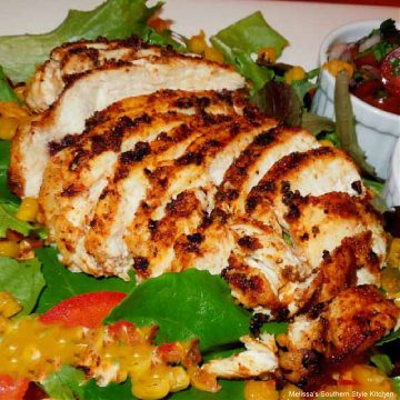 grilled-southwestern-chicken-salad