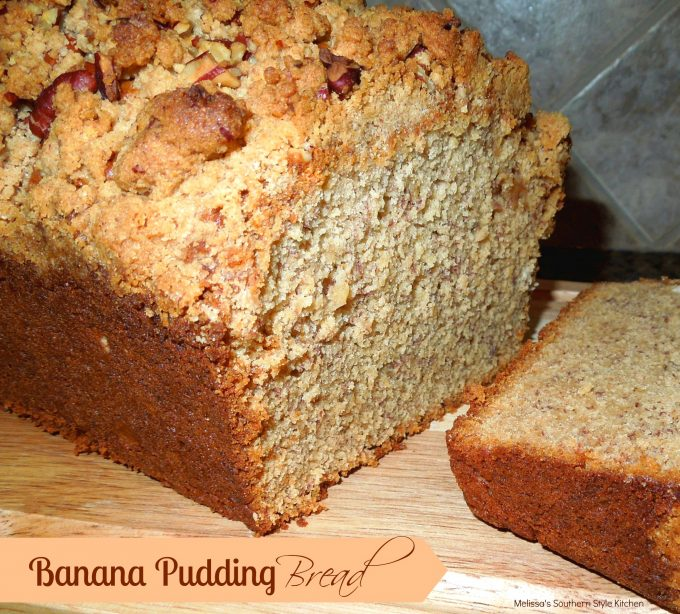 Banana Pudding Bread