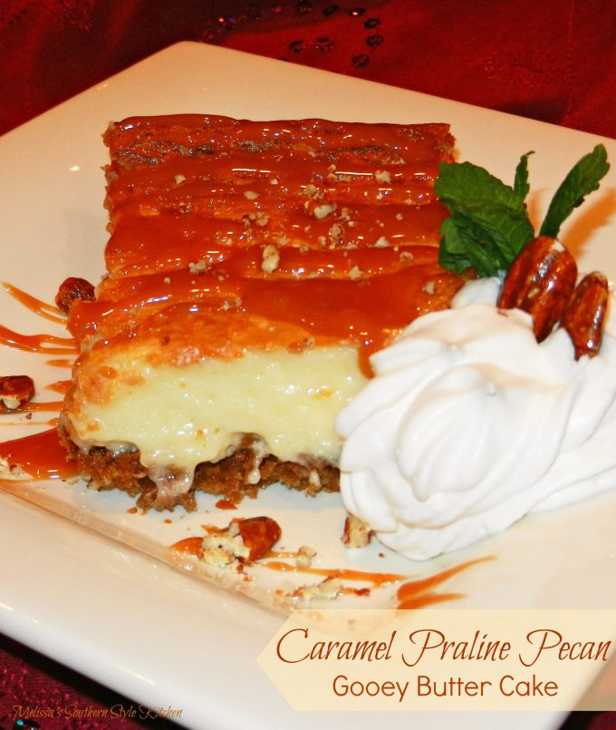 Gooey Butter Cake I Recipe — Dishmaps