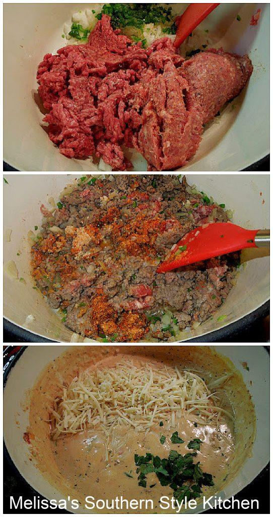 ingredients-to-make-mexican-fiesta-dip