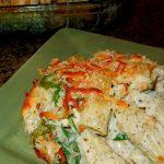 Alfredo Chicken And Ham Rigatoni Recipe