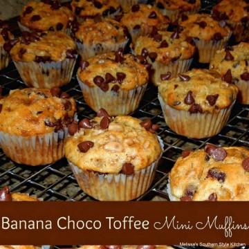 banana-choco-toffee-mini-muffins