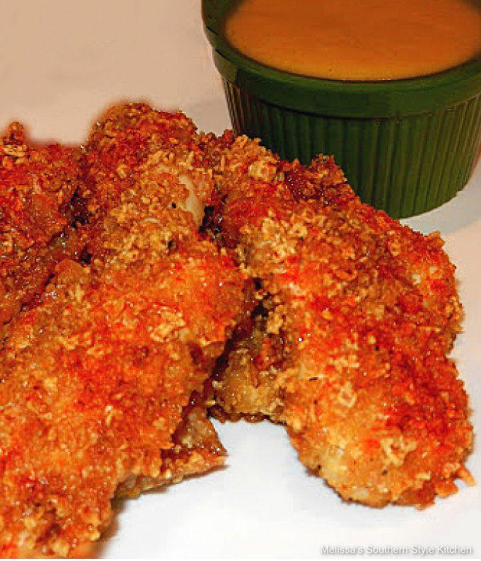 chicken strips recipes