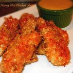 Honey Nut Chicken Strips
