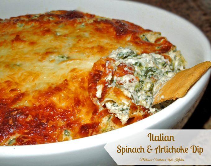 Warm Spinach Mascarpone Dip Recipe — Dishmaps