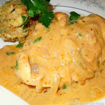 smothered-chicken-and-gravy