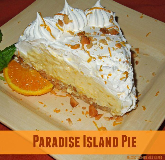 Paradise Island Pie