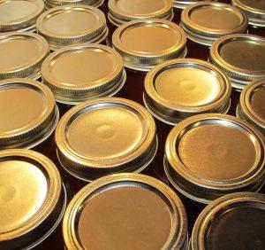jars of shiro plum jam