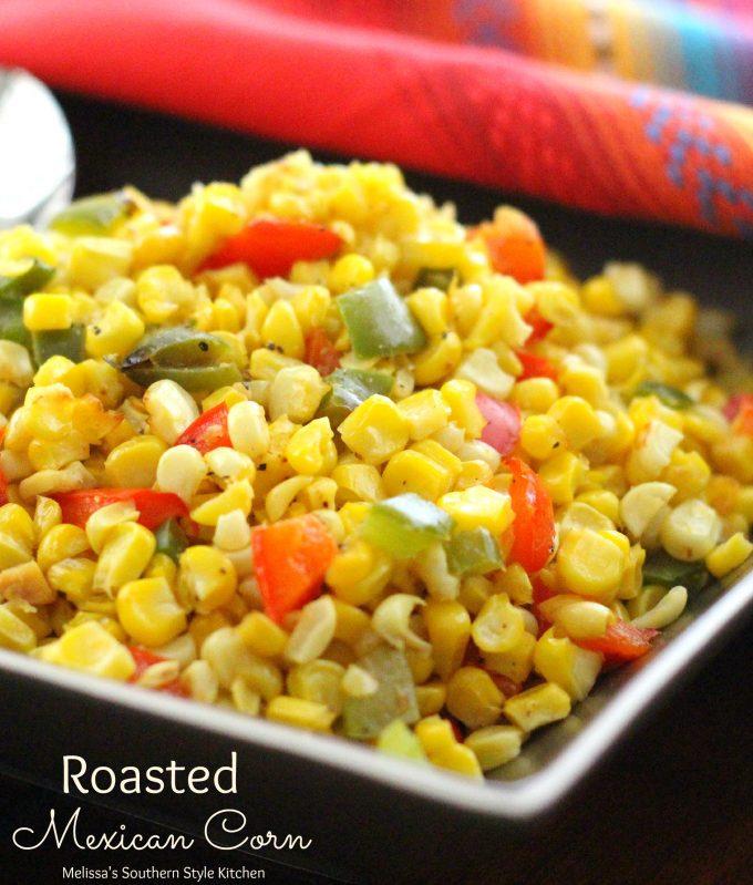 oven roasted corn salad recipes dishmaps roasted corn salad good at ...