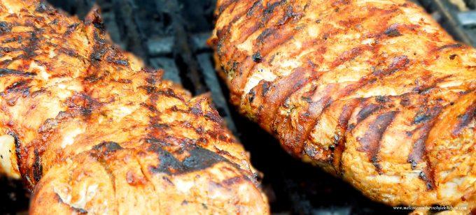 Grilled Spice Rubbed Pork Tenderloin - melissassouthernstylekitchen ...