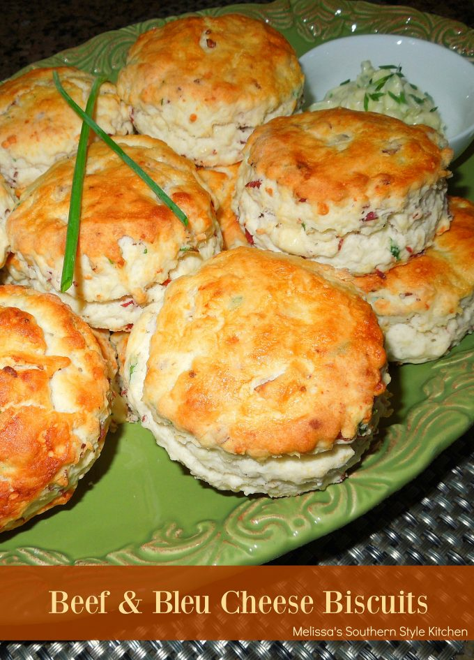 Beef And Bleu Cheese Biscuits ...