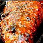 Grilled Spice Rubbed Pork Tenderloin