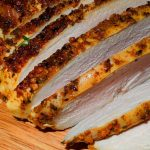 Roasted Mesquite Rubbed Pork Tenderloin Recipe
