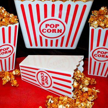 Peanutty Caramel Popcorn Reipe