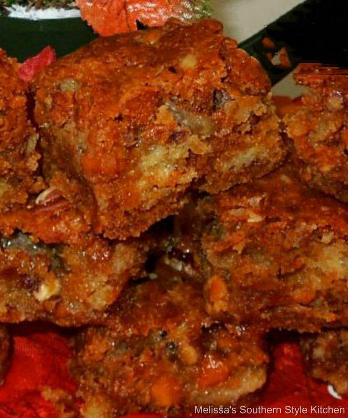 Pumpkin Spice Cookie Bars