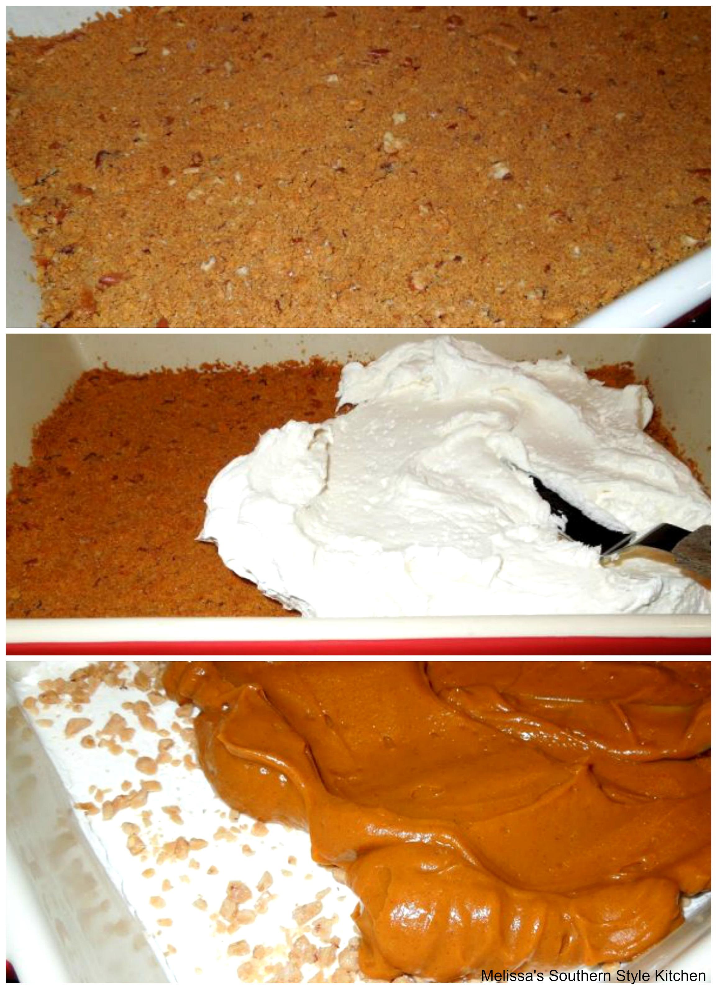 Pumpkin Spice Layered Lush