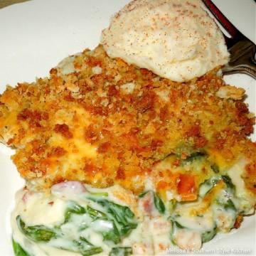 turkey-bacon-spinach-casserole-recipe
