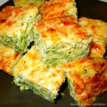 Broccoli Cheddar Cornbread recipe