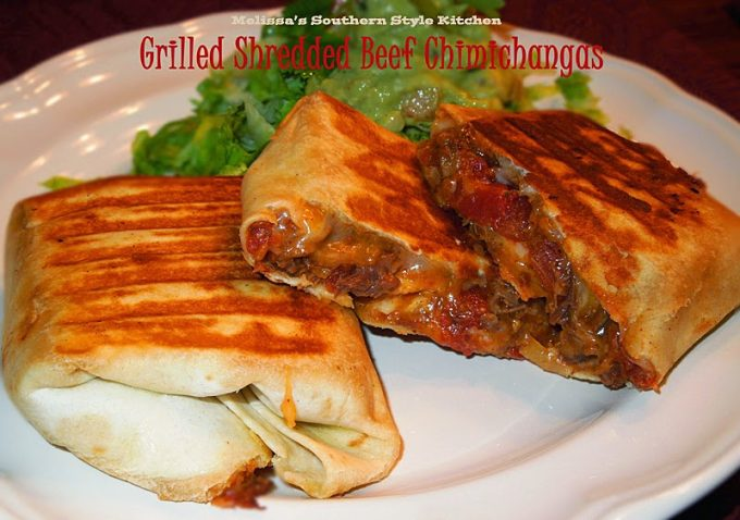 shredded beef shredded beef chimichangas this is how your beef ...