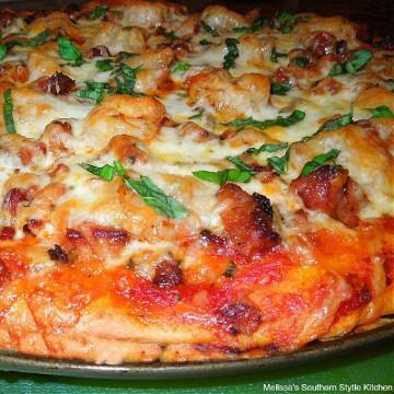 Cajun-Shrimp-and-Andouille-Pizza