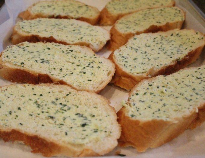 Homestyle Garlic-Herb Bread - melissassouthernstylekitchen.com