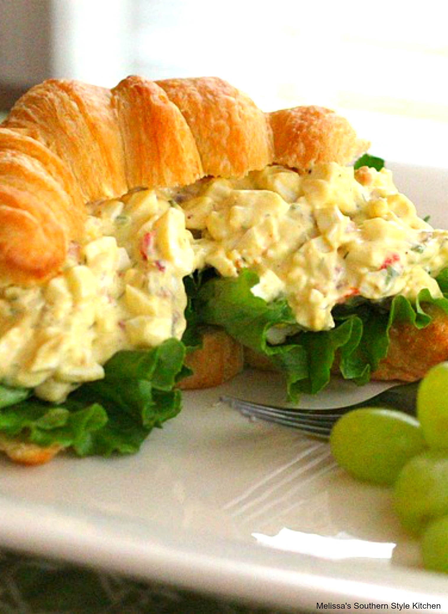 Bacon-Dill Egg Salad with Pimentos