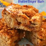 Recipe For Bodacious Butterfinger Bars