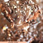 Double Fudge Mississippi Mud Cake