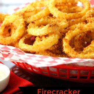 Firecracker Onion Rings Recipe