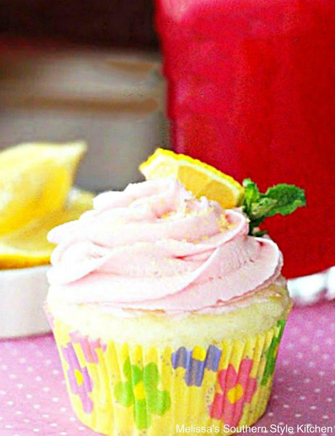 Pink Lemonade Cream Cheese Frosting