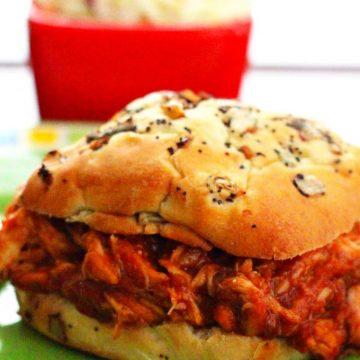 Maple-Chipotle Barbecue Chicken Sandwiches