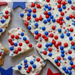 Patriotic Pretzel Bark Recipe