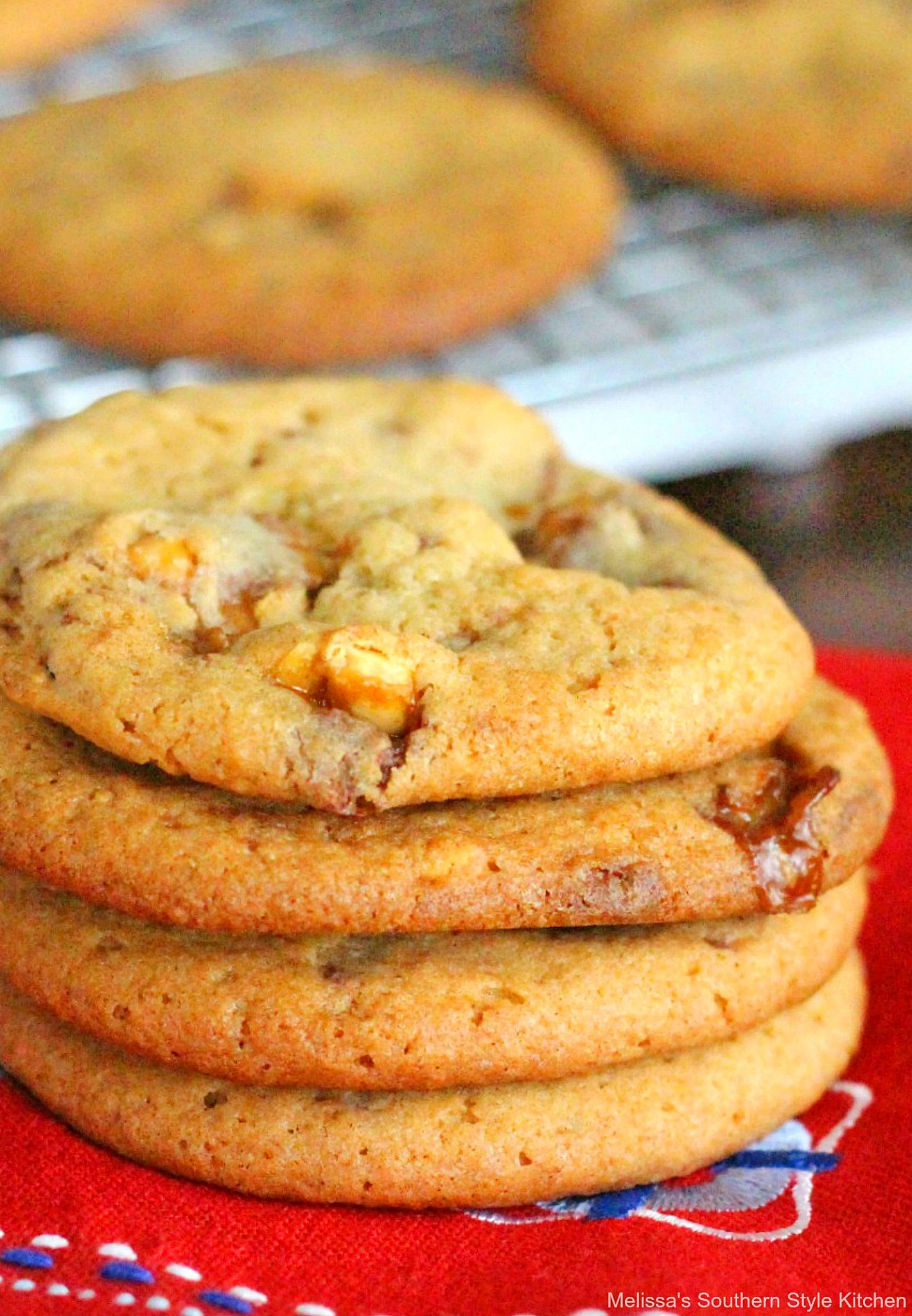 Recipe For Baby Ruth Cookies
