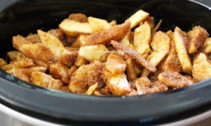 Cinnamon Spice Apple Butter